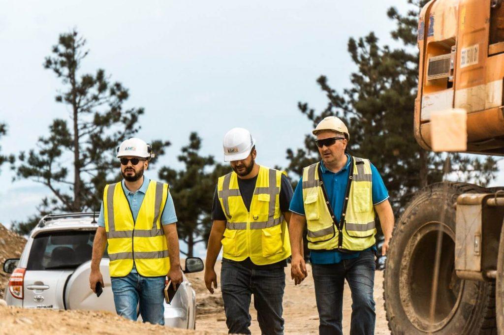 სამშენებლო უსაფრთხოების კურსი ტრენინგი